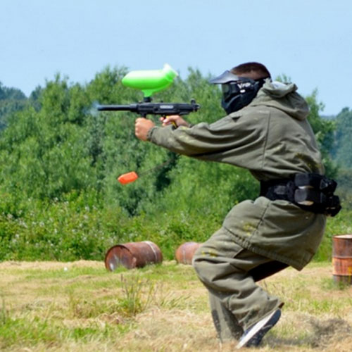 Blackpool paintball