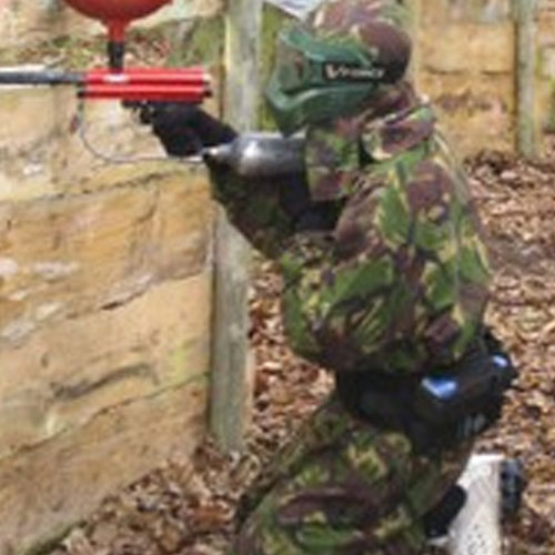 Brighouse paintball