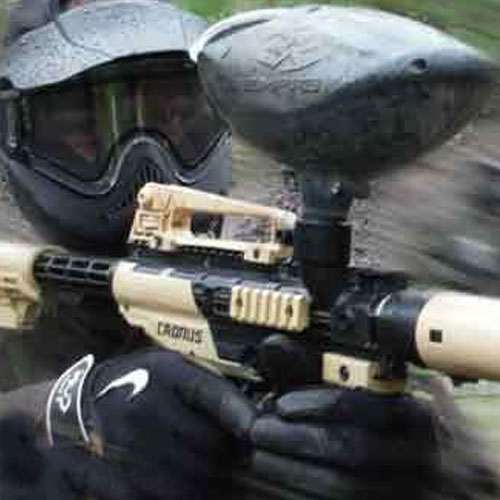 Colchester paintball