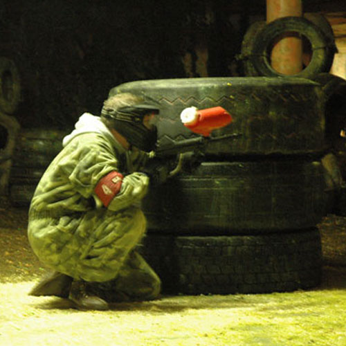 Manchester paintball