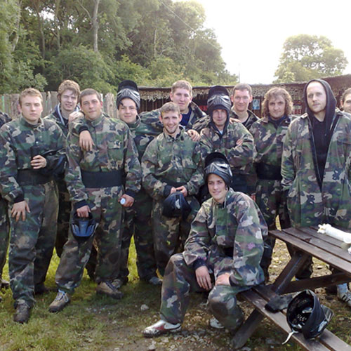 Middlesborough paintball