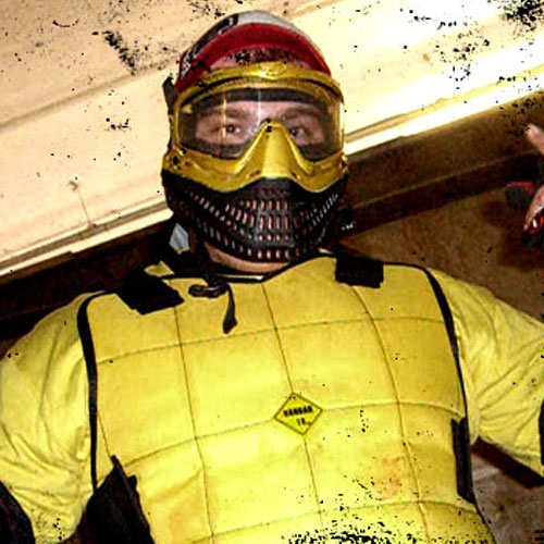 Stockport paintball